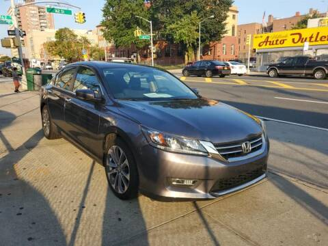 2013 Honda Accord for sale at Sylhet Motors in Jamacia NY