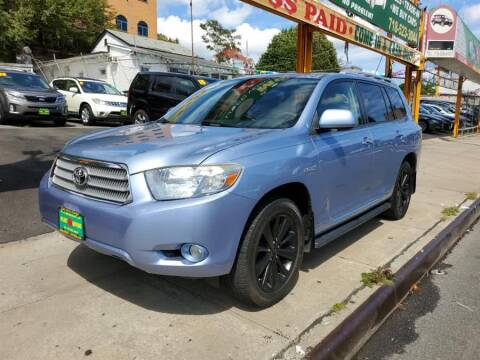 2010 Toyota Highlander Hybrid for sale at Sylhet Motors in Jamacia NY