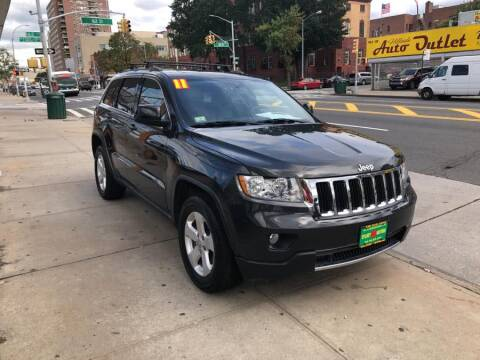 2011 Jeep Grand Cherokee for sale at Sylhet Motors in Jamacia NY