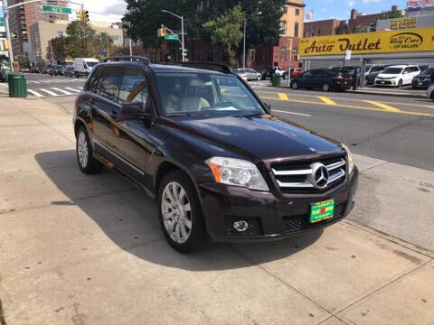 2012 Mercedes-Benz GLK for sale at Sylhet Motors in Jamacia NY