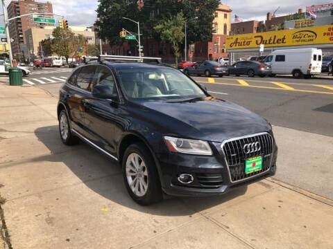 2013 Audi Q5 for sale at Sylhet Motors in Jamacia NY