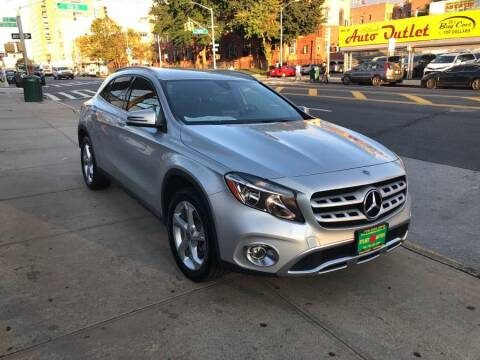 2019 Mercedes-Benz GLA for sale at Sylhet Motors in Jamacia NY