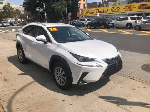 2020 Lexus NX 300 for sale at Sylhet Motors in Jamacia NY
