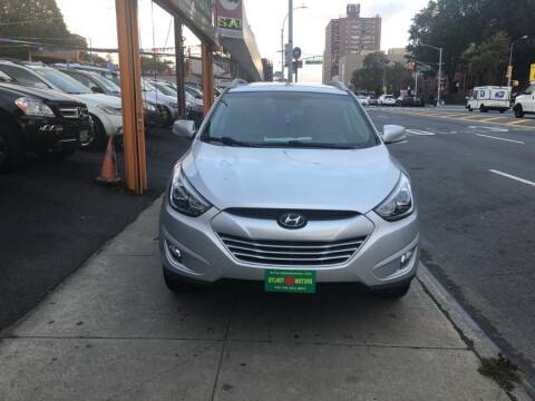 2014 Hyundai Tucson for sale at Sylhet Motors in Jamacia NY