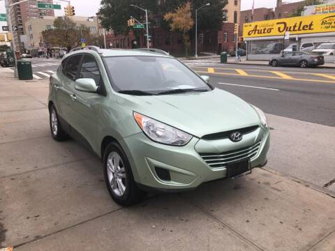 2010 Hyundai Tucson for sale at Sylhet Motors in Jamacia NY