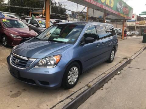 2009 Honda Odyssey for sale at Sylhet Motors in Jamacia NY