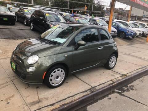 2012 FIAT 500 for sale at Sylhet Motors in Jamacia NY