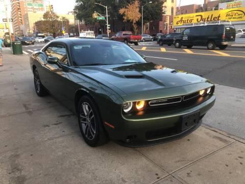 2019 Dodge Challenger for sale at Sylhet Motors in Jamacia NY