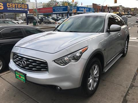 2011 Infiniti FX35 for sale in Jamacia, NY