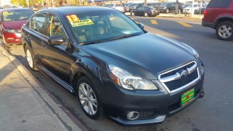 2013 Subaru Legacy for sale in Jamacia, NY