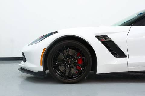 2016 Chevrolet Corvette for sale at MyAutoConnectionUSA.com in Houston TX