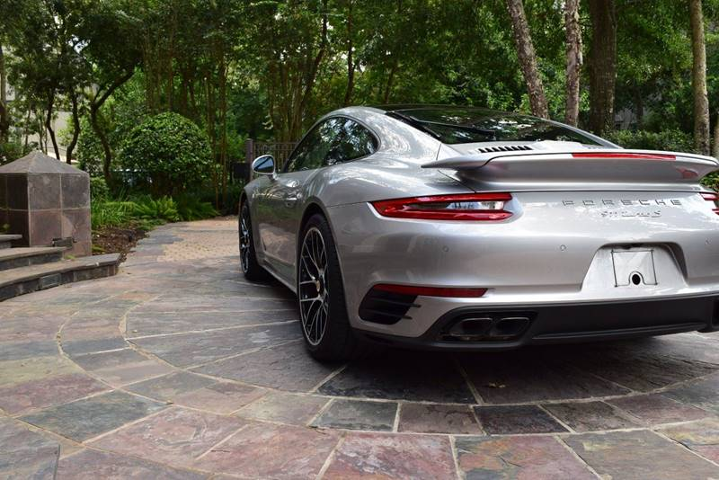 2017 Porsche 911 AWD Turbo S 2dr Coupe - Houston TX