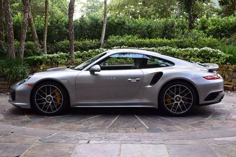 2017 Porsche 911 for sale at MyAutoConnectionUSA.com in Houston TX