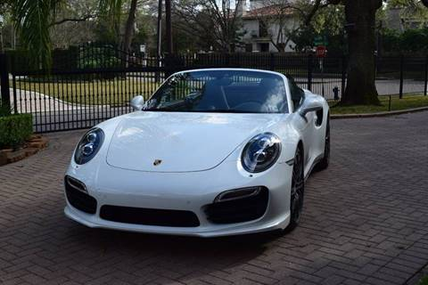 2015 Porsche 911 for sale at MyAutoConnectionUSA.com in Houston TX