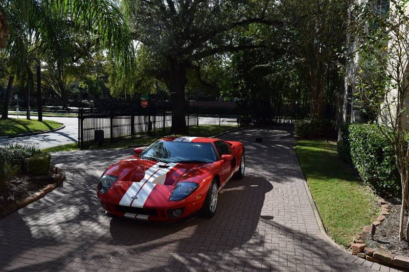2005 Ford GT for sale at MyAutoConnectionUSA.com in Houston TX