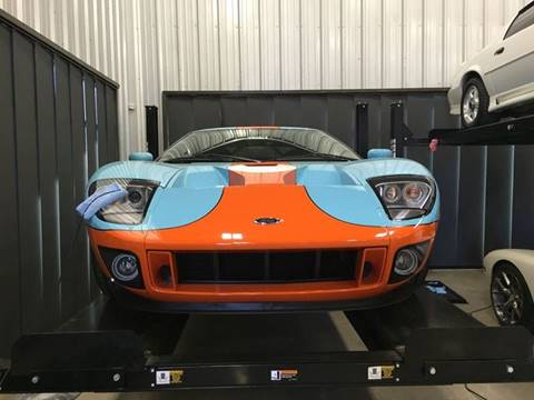 2006 Ford GT for sale at MyAutoConnectionUSA.com in Houston TX