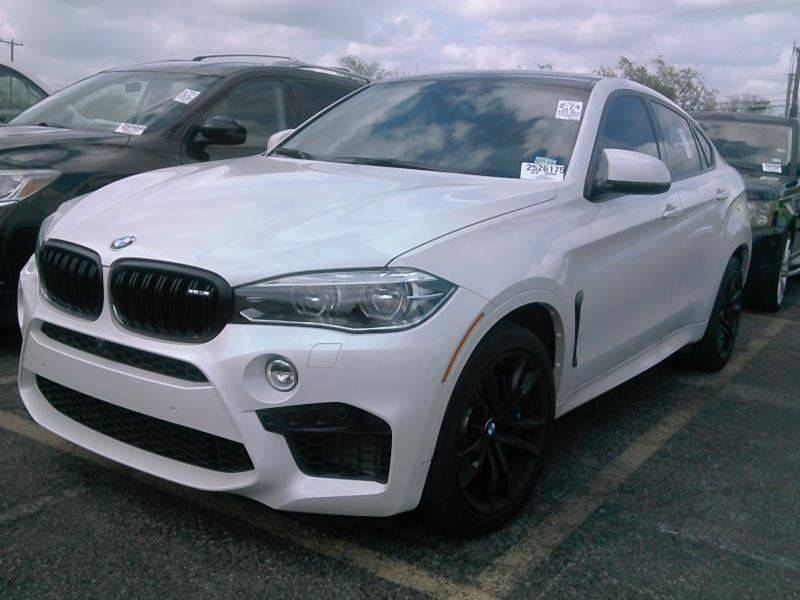 2016 BMW X6 M for sale at MyAutoConnectionUSA.com in Houston TX