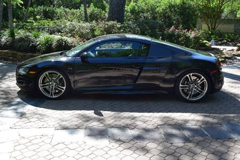 2010 Audi R8 for sale at MyAutoConnectionUSA.com in Houston TX