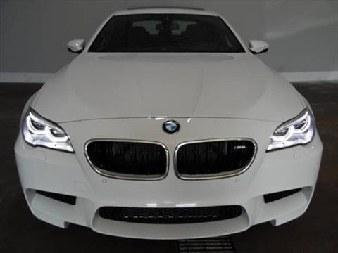 2016 BMW M5 for sale at MyAutoConnectionUSA.com in Houston TX