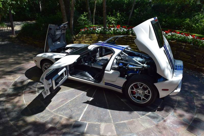 2005 Ford GT 2dr Coupe - Houston TX