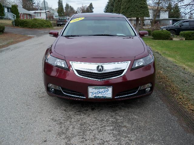 2013 ACURA TL BASE 4DR SEDAN