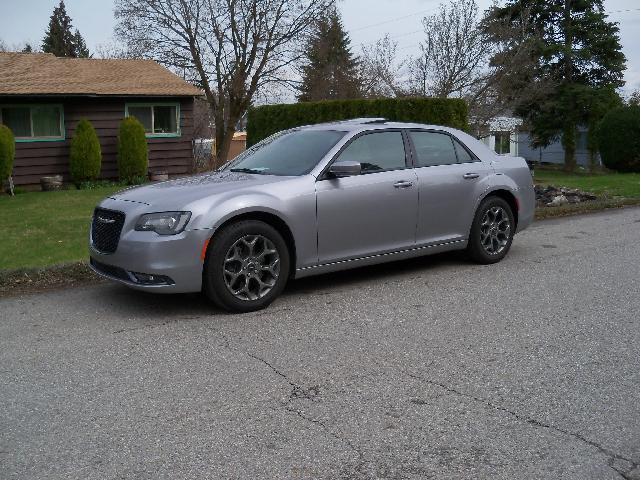 2016 CHRYSLER 300 S AWD 4DR SEDAN silver 2016 chrysler 300 s awd 300 horsepo