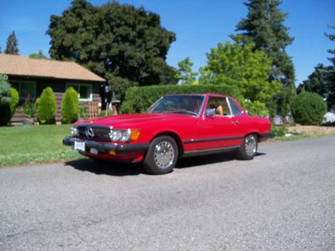 1989 Mercedes-Benz 560-Class for sale in Spokane Valley, WA