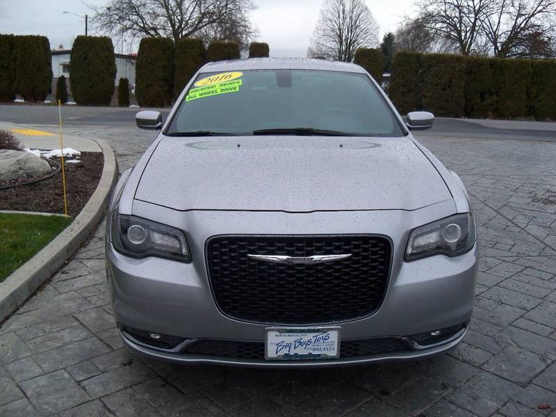 2016 CHRYSLER 300 S AWD 4DR SEDAN