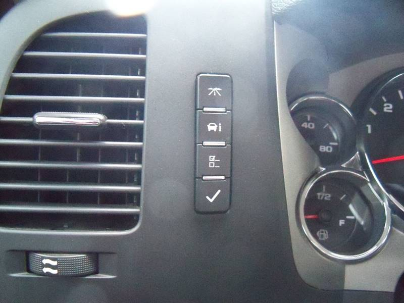 2012 GMC SIERRA 2500HD SLE 4X4 4DR CREW CAB SB