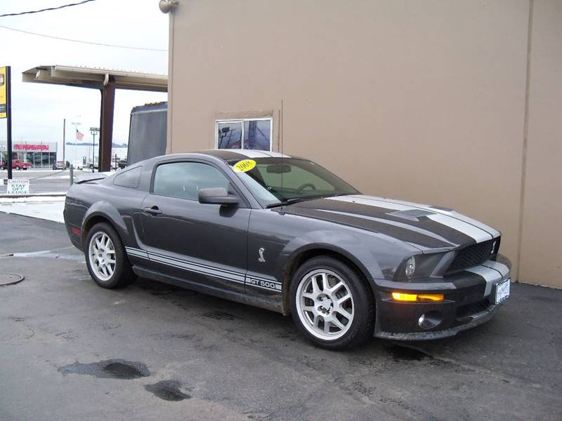 2008 FORD SHELBY GT500 BASE 2DR COUPE charcoal more pictures coming soon shelby gt 500 54l