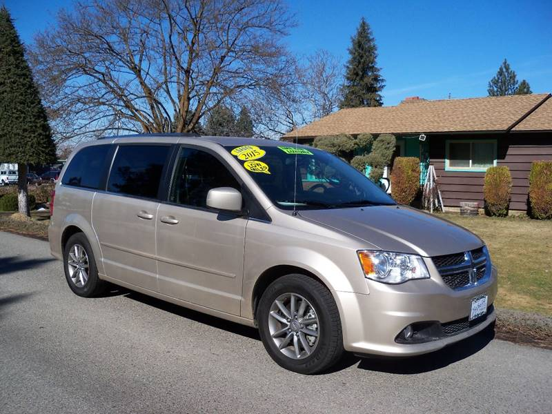 2015 DODGE GRAND CARAVAN SE PLUS 4DR MINI VAN