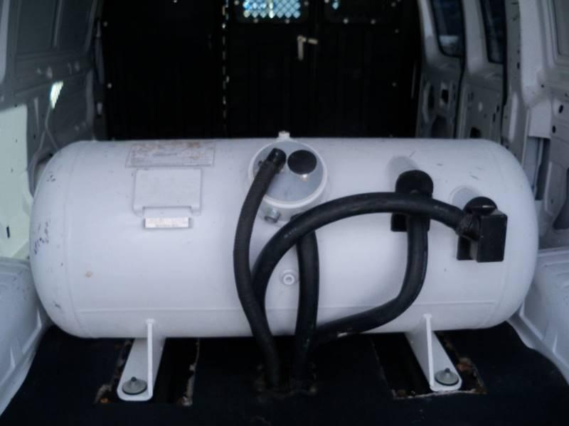 2012 FORD E-SERIES CARGO E-150 3 DR. CARGO VAN