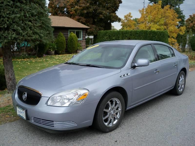 2006 BUICK LUCERNE CXL V6 4DR SEDAN ice blue cxl 38l series iii engine traction control onsta