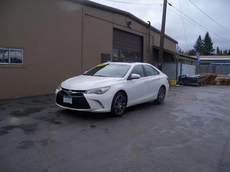 2016 TOYOTA CAMRY SPECIAL EDITION 4DR SEDAN white more photos coming soon sespecial edition