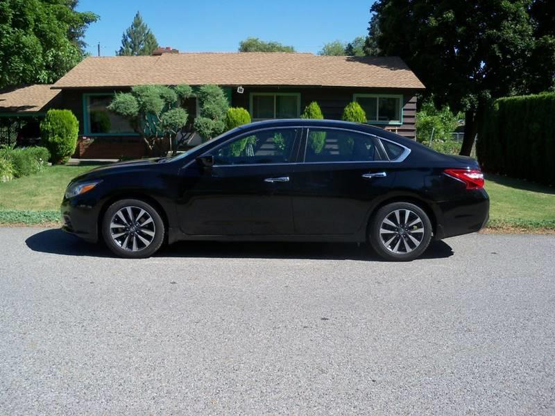 2016 Nissan Altima 2.5 SV 4dr Sedan In Spokane Valley WA - Big Boys ...