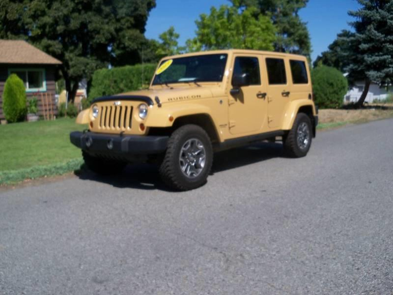 2013 JEEP WRANGLER UNLIMITED RUBICON 4X4 4DR SUV tan unlimitedrubicon 36l vvt 6 spd manual tr