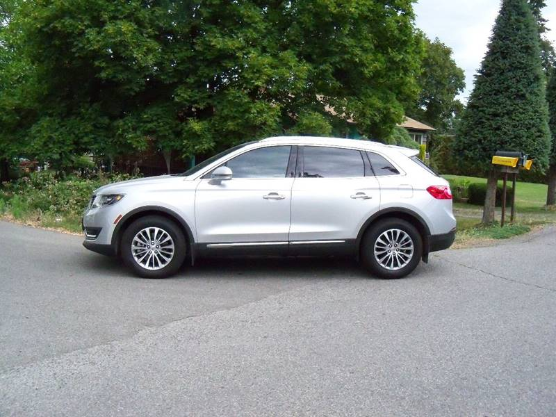 2016 LINCOLN MKX SELECT AWD 4DR SUV silver wow just over 3000 miles not ev