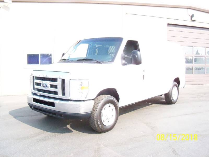 2012 FORD E-SERIES CARGO E 250 3DR CARGO VAN white ive never had a cargo van