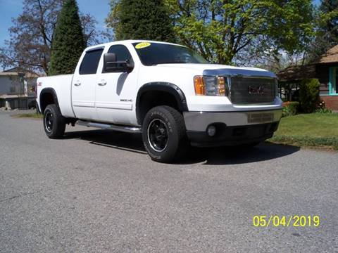 2011 GMC Sierra 2500HD for sale in Spokane Valley, WA
