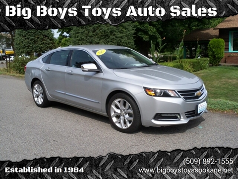 Big Boys Toys Auto Sales Spokane Valley Wa Inventory