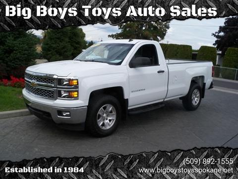 Big Boys Toys Auto Sales Used Cars Spokane Valley Wa Dealer