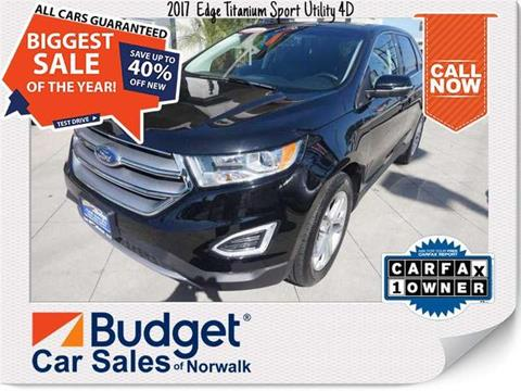 Ford Edge For Sale In Norwalk Ca