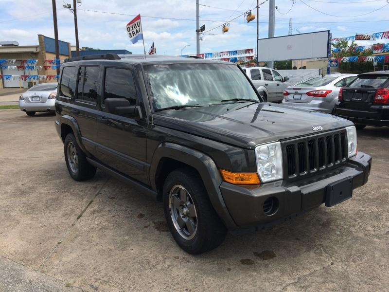 2006 Jeep Commander 4dr SUV 4WD - Beaumont TX