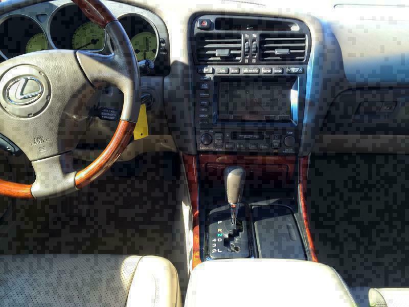 2004 Lexus GS 430 4dr Sedan - Beaumont TX