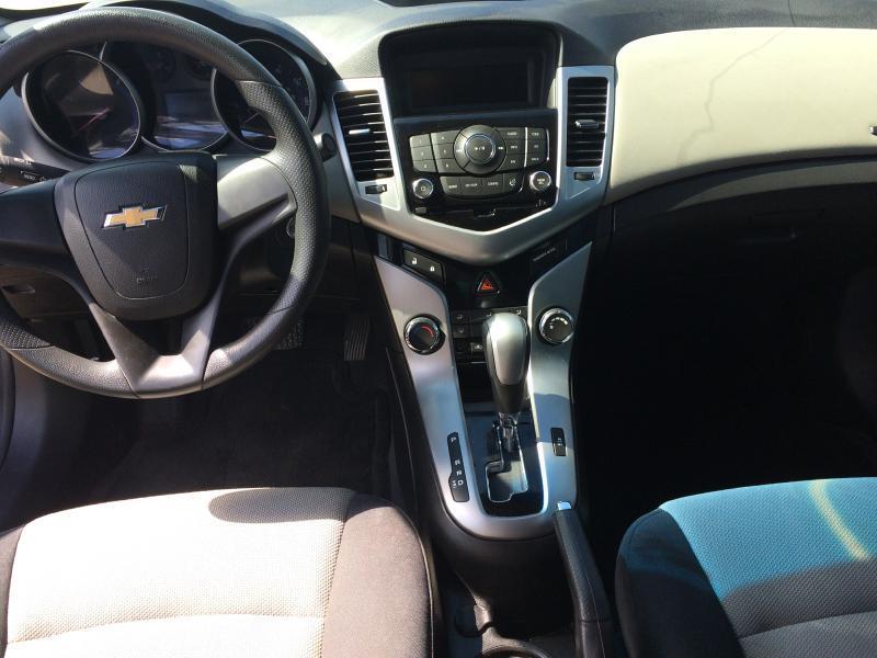 2012 Chevrolet Cruze LS 4dr Sedan - Beaumont TX