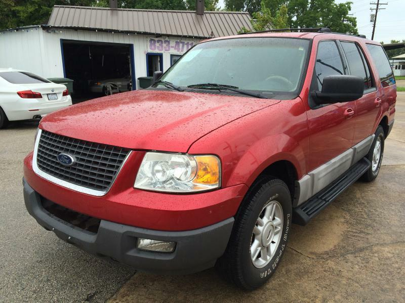 2003 Ford Expedition XLT 4dr SUV - Beaumont TX