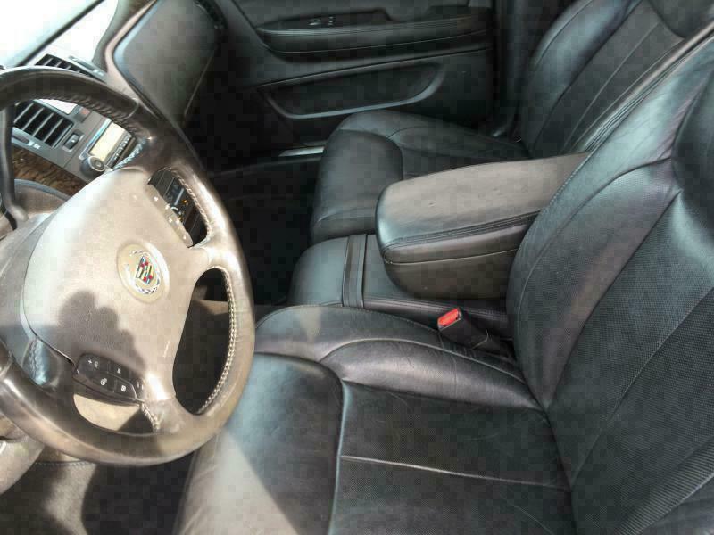2008 Cadillac DTS  - Beaumont TX