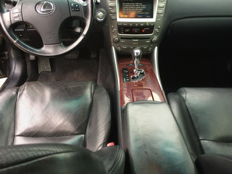 2007 Lexus IS 250 4dr Sedan (2.5L V6 6A) - Beaumont TX