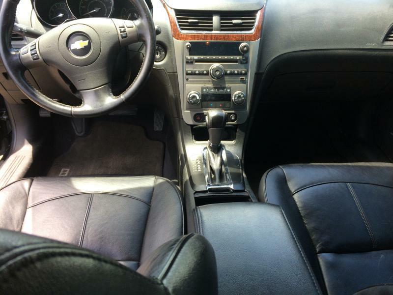 2012 Chevrolet Malibu LTZ 4dr Sedan w/2LZ - Beaumont TX