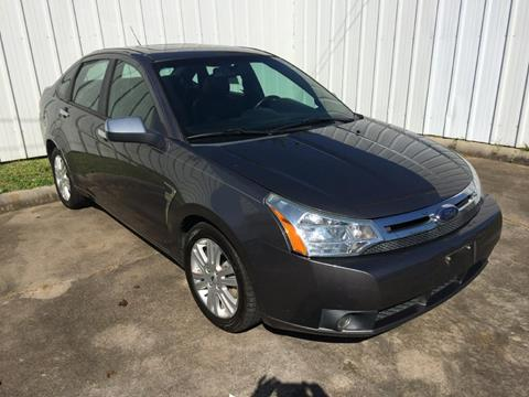 2009 Ford Focus for sale in Beaumont, TX